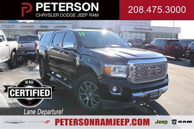2017 GMC Canyon Crew Cab 4x4, Pickup #820532A - photo 1