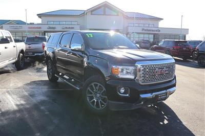 2017 GMC Canyon Crew Cab 4x4, Pickup #820532A - photo 3