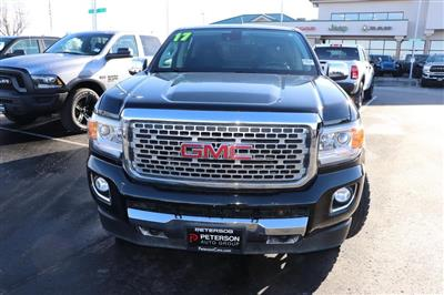 2017 GMC Canyon Crew Cab 4x4, Pickup #820532A - photo 4