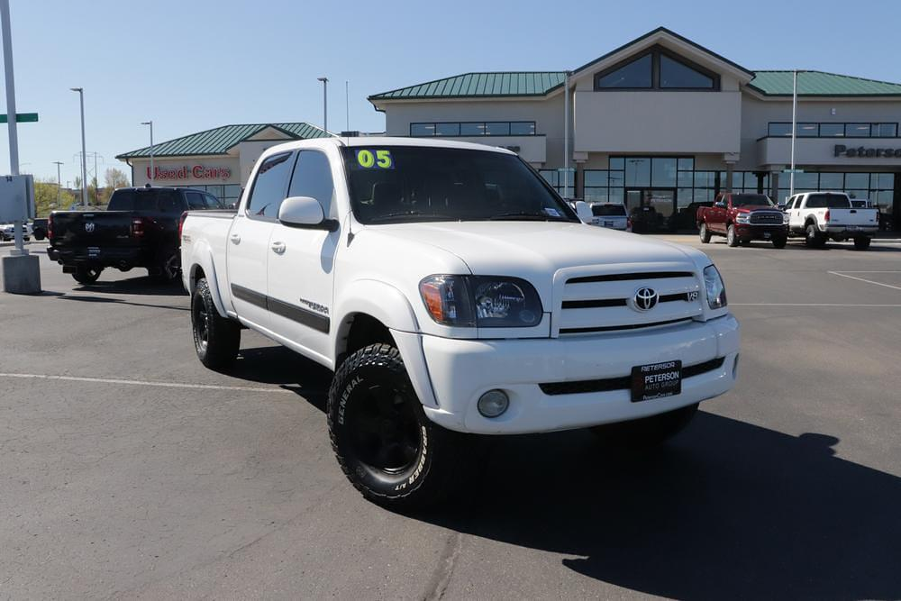 2005 Toyota Tundra Double Cab 4x4, Pickup #820691B - photo 2