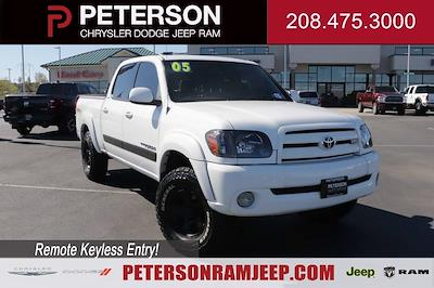 2005 Toyota Tundra Double Cab 4x4, Pickup #820691B - photo 1