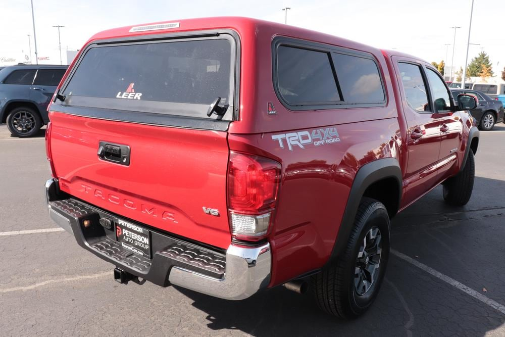 2017 Toyota Tacoma Double Cab 4x4, Pickup #821018A - photo 2