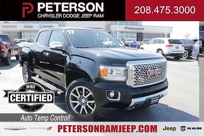 2017 GMC Canyon Crew Cab 4x4, Pickup #821292A - photo 1