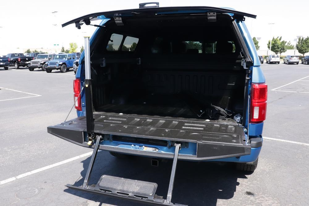 2019 Ford F-150 SuperCrew Cab 4x4, Pickup #821457A - photo 12