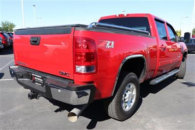 2010 Sierra 2500 Crew Cab 4x4, Pickup #993395 - photo 2
