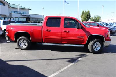 2010 Sierra 2500 Crew Cab 4x4, Pickup #993395 - photo 8