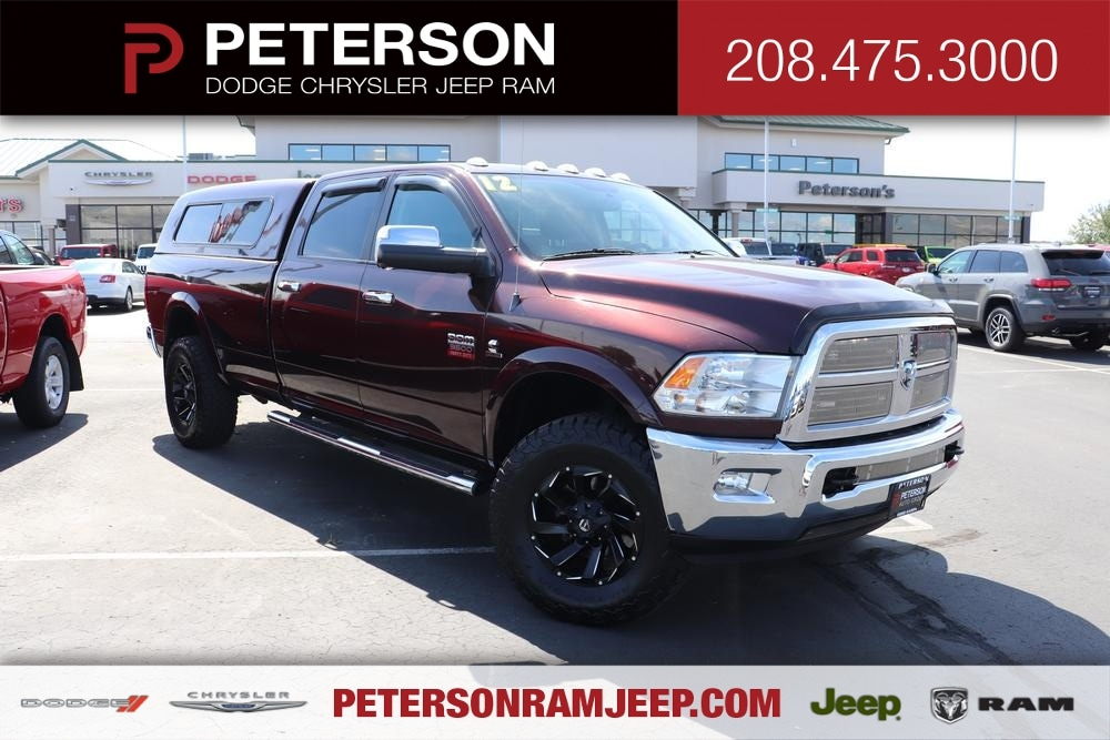 2012 Ram 3500 Crew Cab 4x4,  Pickup #993422 - photo 1