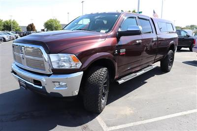 2012 Ram 3500 Crew Cab 4x4,  Pickup #993422 - photo 4