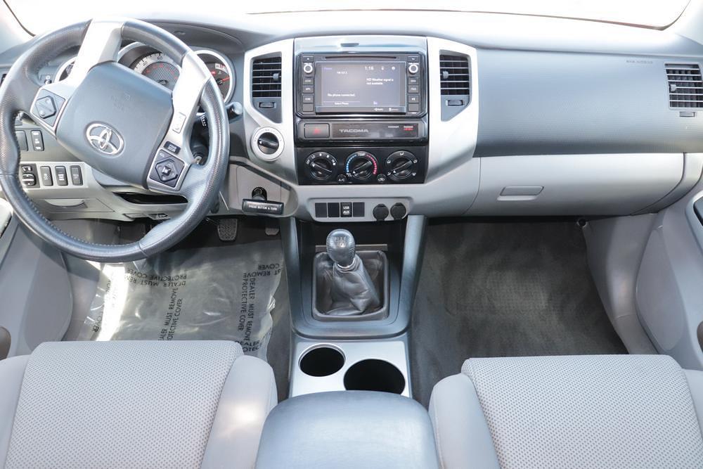 2015 Toyota Tacoma Double Cab 4x4, Pickup #993759 - photo 16