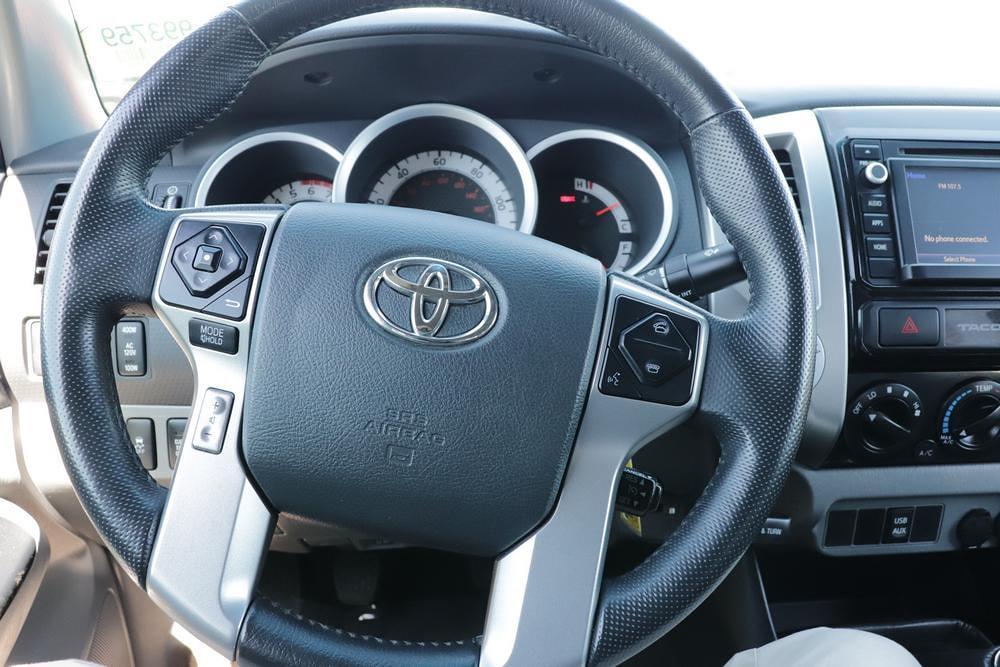 2015 Toyota Tacoma Double Cab 4x4, Pickup #993759 - photo 26