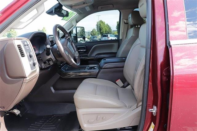 2015 GMC Sierra 2500 Crew Cab 4x4, Pickup #993791 - photo 20