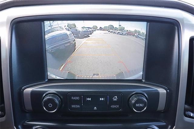 2015 GMC Sierra 2500 Crew Cab 4x4, Pickup #993791 - photo 27