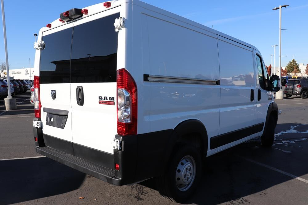 2019 ProMaster 1500 Standard Roof FWD, Empty Cargo Van #9C93458 - photo 8