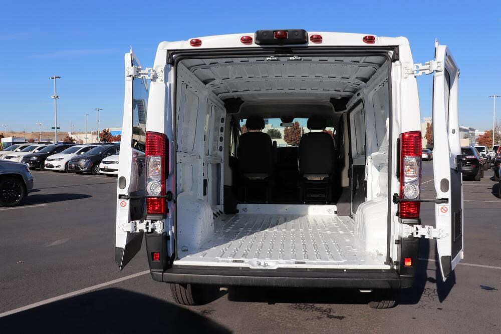 2019 ProMaster 1500 Standard Roof FWD, Empty Cargo Van #9C93458 - photo 10