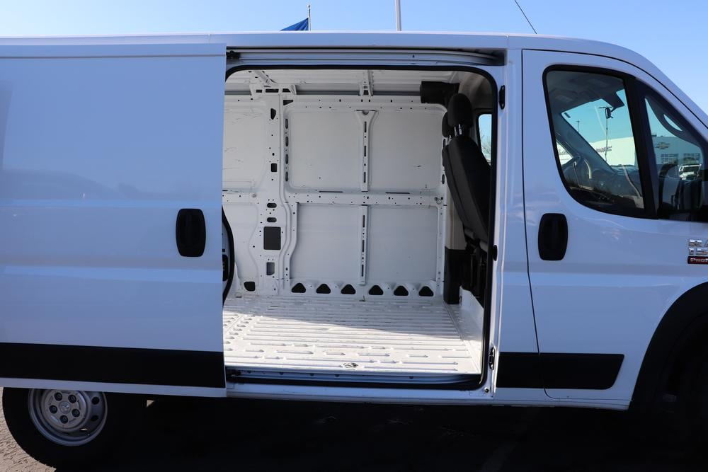 2019 ProMaster 1500 Standard Roof FWD, Empty Cargo Van #9C93458 - photo 12