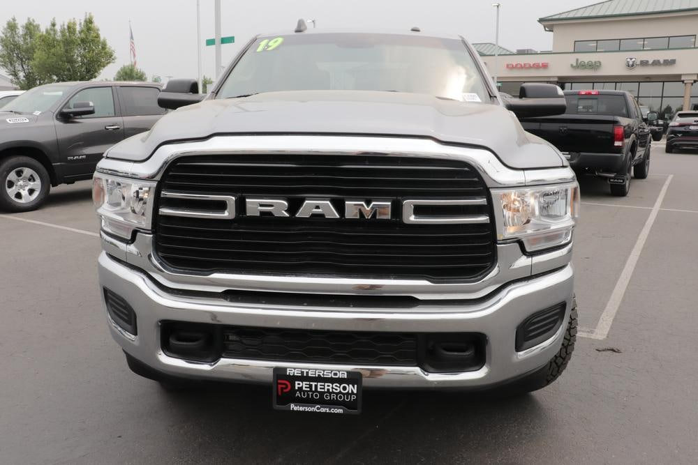 2019 Ram 2500 Crew Cab 4x4, Pickup #9C93641 - photo 4
