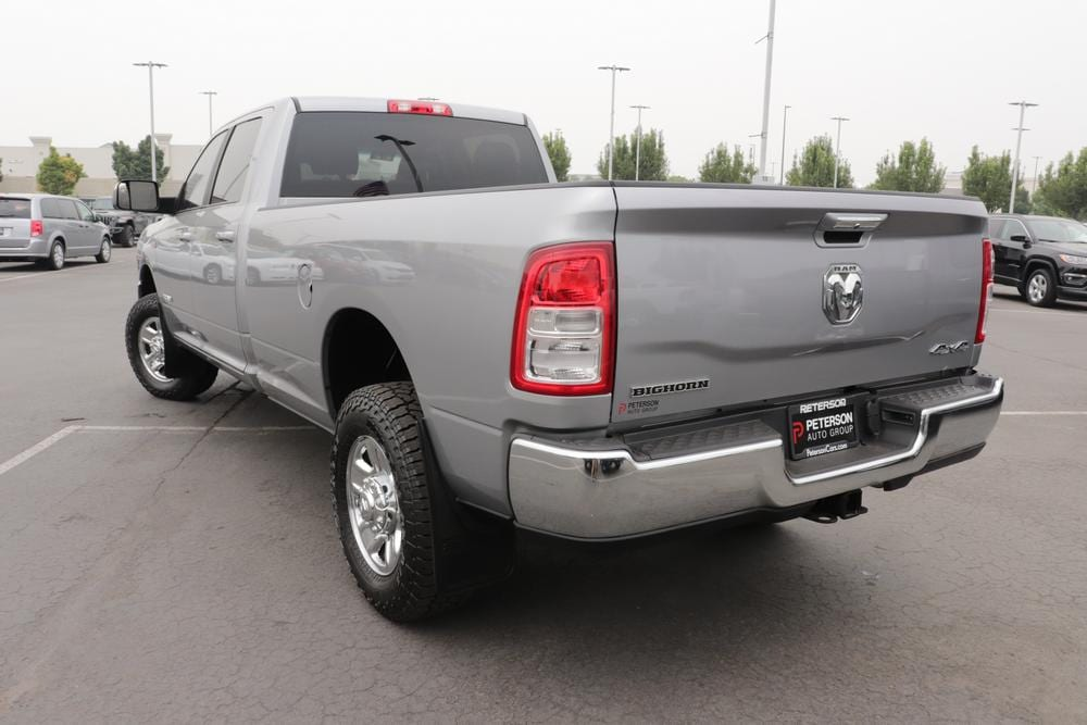 2019 Ram 2500 Crew Cab 4x4, Pickup #9C93641 - photo 7