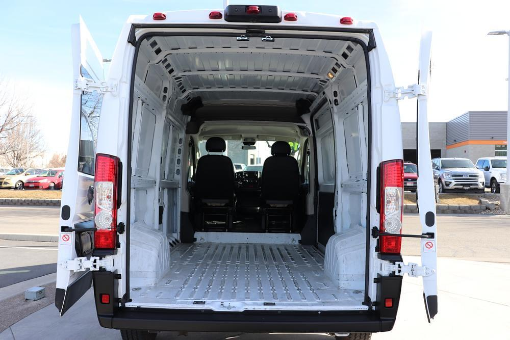 2019 Ram ProMaster 1500 High Roof FWD, Empty Cargo Van #9C93719 - photo 2