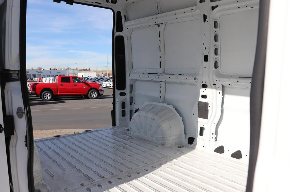 2019 Ram ProMaster 1500 High Roof FWD, Empty Cargo Van #9C93719 - photo 14