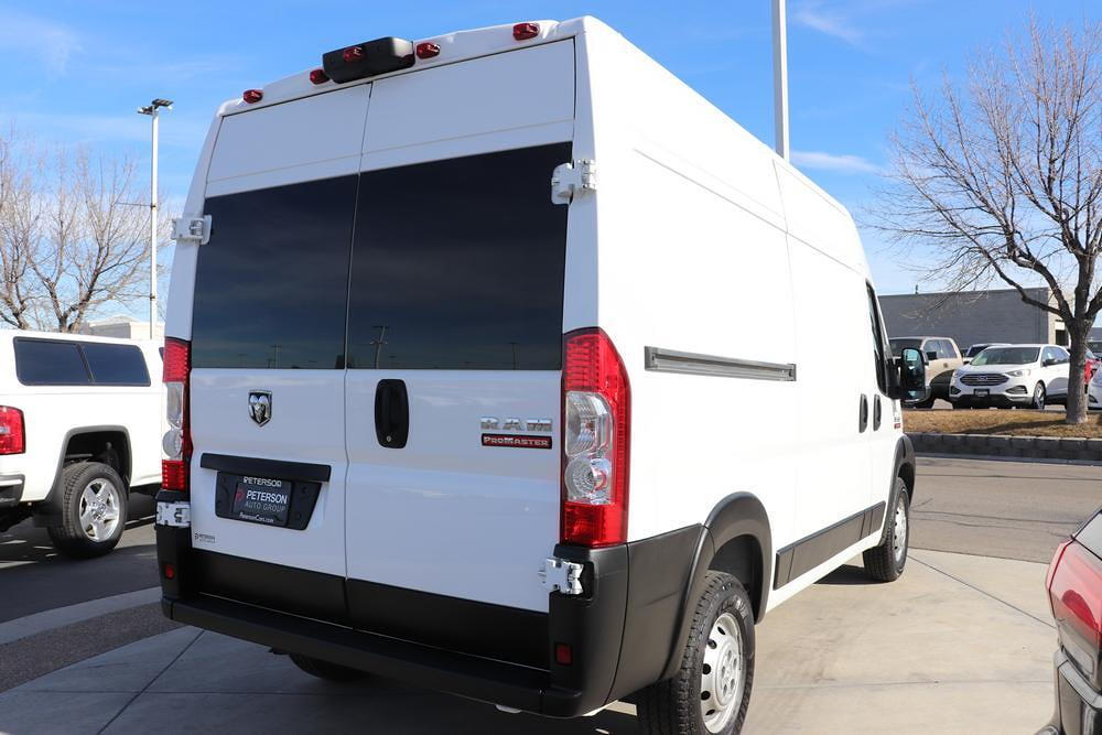 2019 Ram ProMaster 1500 High Roof FWD, Empty Cargo Van #9C93719 - photo 9