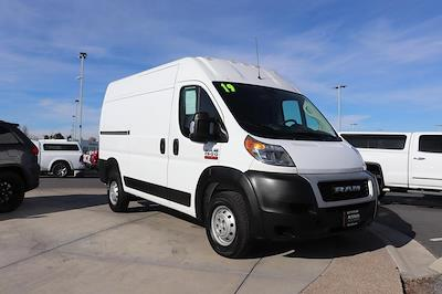 2019 Ram ProMaster 1500 High Roof FWD, Empty Cargo Van #9C93719 - photo 3