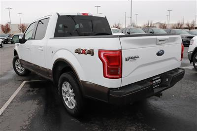 2016 F-150 SuperCrew Cab 4x4, Pickup #CD334752A - photo 6