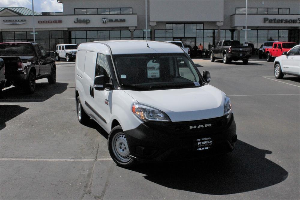 2021 Ram ProMaster City FWD, Empty Cargo Van #621285 - photo 1