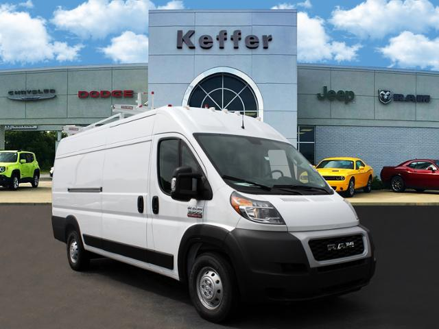 2020 Ram ProMaster 3500 High Roof FWD, Weather Guard Upfitted Cargo Van #D205208 - photo 1