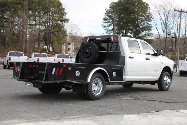 2020 Ram 3500 Crew Cab DRW 4x4, Carolina Custom Products Platform Body #D205240 - photo 1