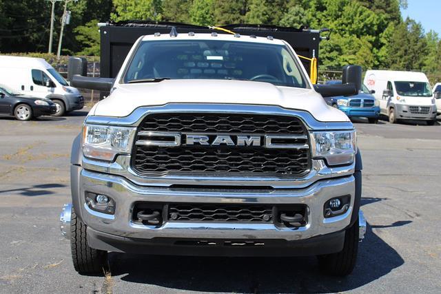 2020 Ram 4500 Regular Cab DRW 4x4,  Carolina Custom Products Square Steel Landscape Dump #D205295 - photo 3