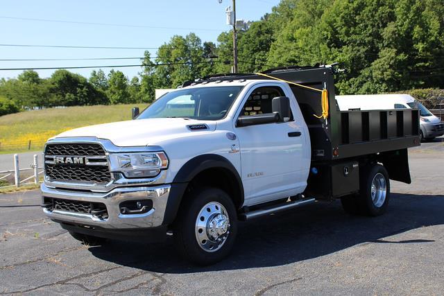 2020 Ram 4500 Regular Cab DRW 4x4,  Carolina Custom Products Square Steel Landscape Dump #D205295 - photo 4