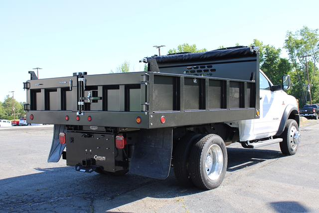 2020 Ram 4500 Regular Cab DRW 4x4,  Carolina Custom Products Square Steel Landscape Dump #D205295 - photo 2