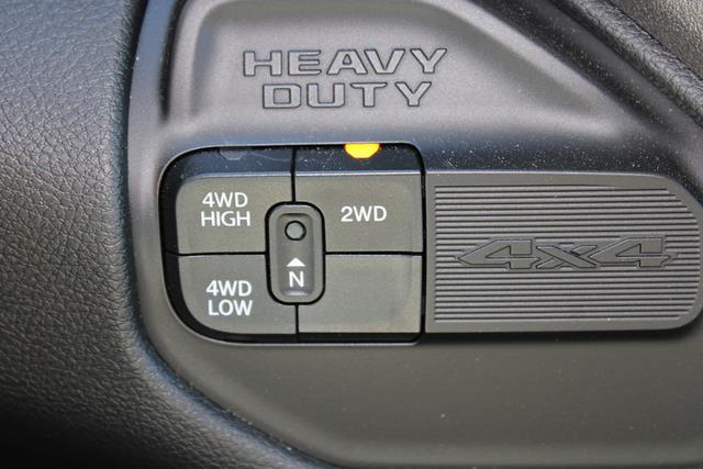 2020 Ram 4500 Regular Cab DRW 4x4,  Carolina Custom Products Square Steel Landscape Dump #D205295 - photo 16