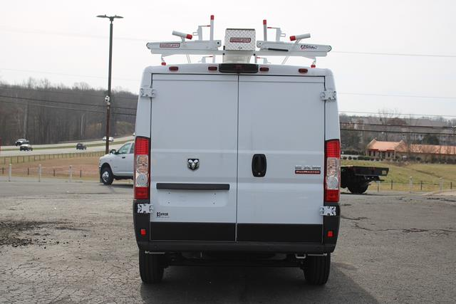 2020 Ram ProMaster 1500 Standard Roof FWD, Weather Guard Upfitted Cargo Van #D205493 - photo 4