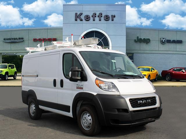 2020 Ram ProMaster 1500 Standard Roof FWD, Weather Guard Upfitted Cargo Van #D205493 - photo 1