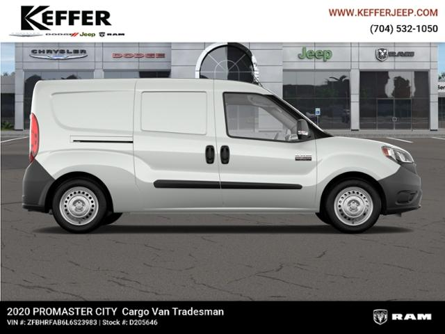 2020 Ram ProMaster City FWD, Empty Cargo Van #D205646 - photo 10