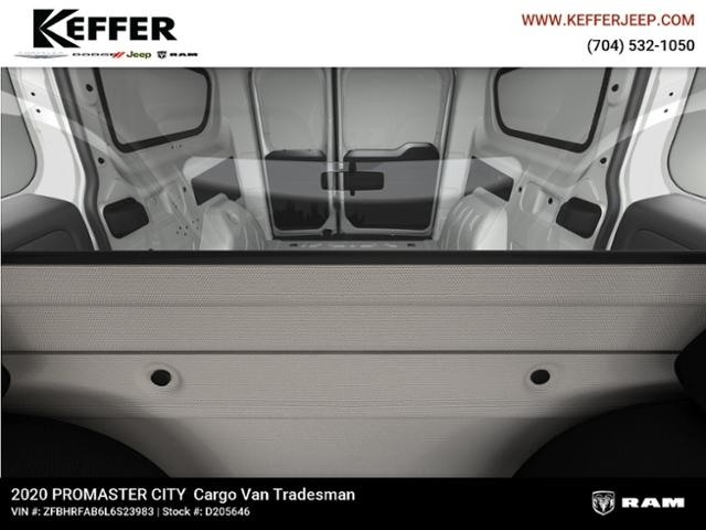 2020 Ram ProMaster City FWD, Empty Cargo Van #D205646 - photo 19