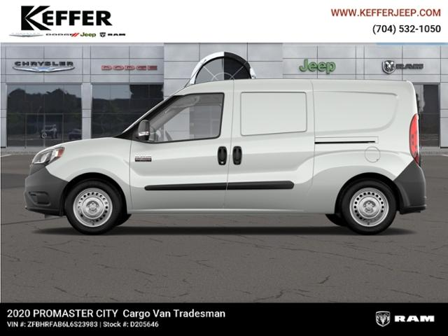 2020 Ram ProMaster City FWD, Empty Cargo Van #D205646 - photo 5