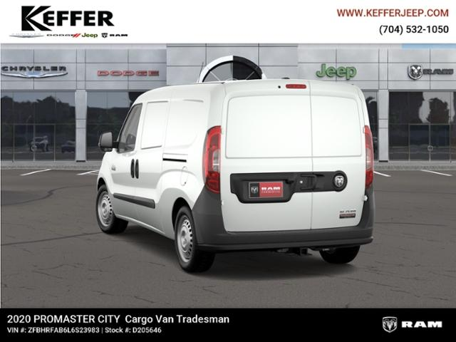 2020 Ram ProMaster City FWD, Empty Cargo Van #D205646 - photo 6