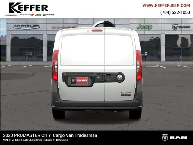 2020 Ram ProMaster City FWD, Empty Cargo Van #D205646 - photo 7
