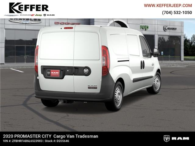 2020 Ram ProMaster City FWD, Empty Cargo Van #D205646 - photo 8