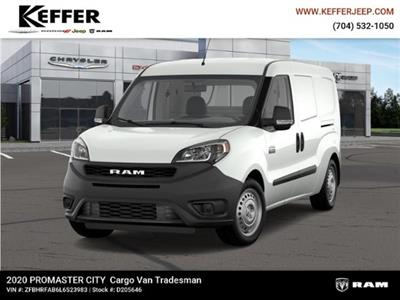 2020 Ram ProMaster City FWD, Empty Cargo Van #D205646 - photo 4