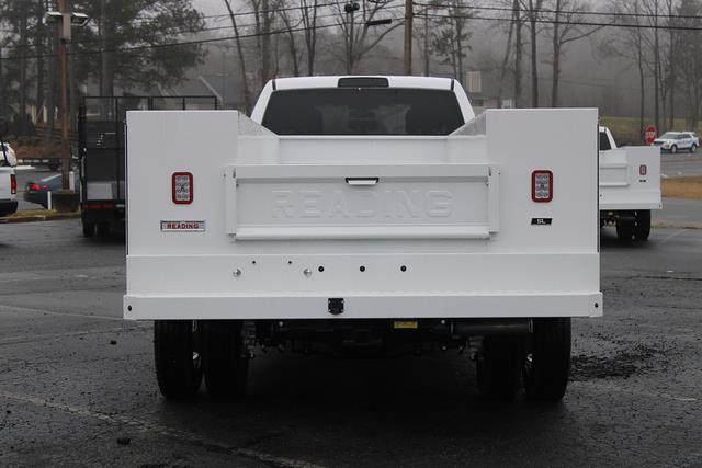 2021 Ram 5500 Crew Cab DRW 4x4, Reading SL Service Body #D215144 - photo 3