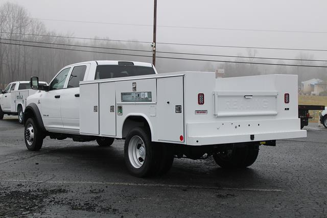2021 Ram 5500 Crew Cab DRW 4x4, Reading SL Service Body #D215144 - photo 4