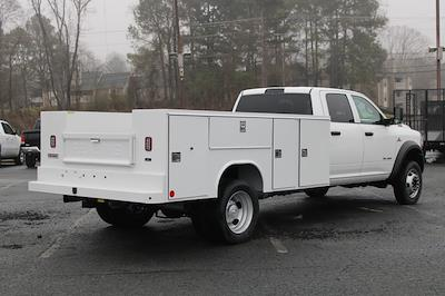 2021 Ram 5500 Crew Cab DRW 4x4, Reading SL Service Body #D215144 - photo 2
