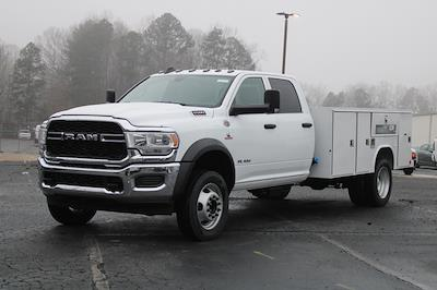 2021 Ram 5500 Crew Cab DRW 4x4, Reading SL Service Body #D215144 - photo 5