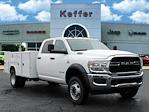 2021 Ram 5500 Crew Cab DRW 4x4, Reading SL Service Body #D215144 - photo 1