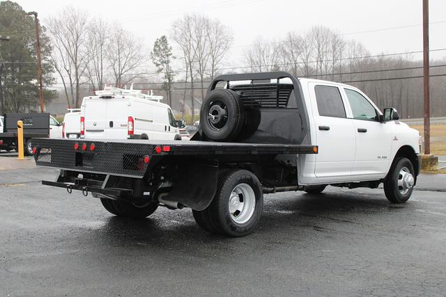 2021 Ram 3500 Crew Cab DRW 4x4, CM Truck Beds Platform Body #D215147 - photo 1