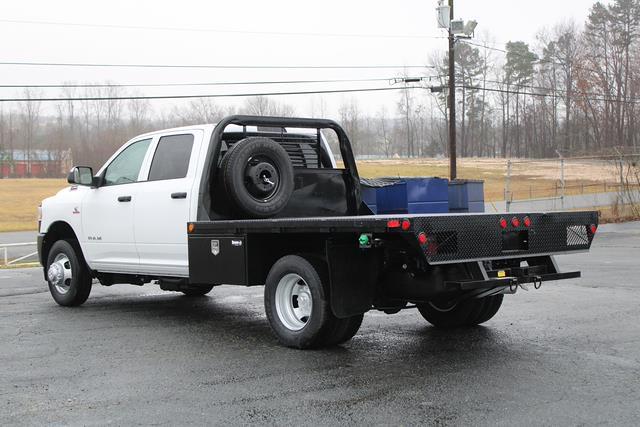 2021 Ram 3500 Crew Cab DRW 4x4, CM Truck Beds Platform Body #D215147 - photo 4