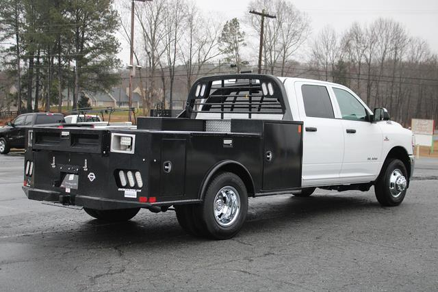 2021 Ram 3500 Crew Cab DRW 4x4, CM Truck Beds Platform Body #D215153 - photo 1